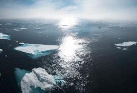 Changement climatique - fonte des glaces